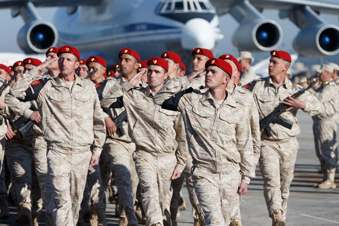Из Сирии с победой! ФОТО. 15015.jpeg