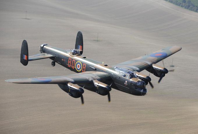 Легендарный бомбардировщик Avro Lancaster. ФОТО. 15020.jpeg
