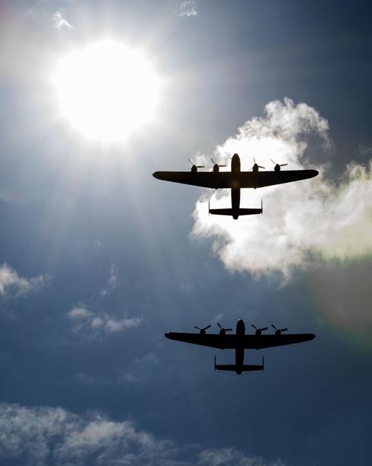 Легендарный бомбардировщик Avro Lancaster. ФОТО. 15022.jpeg