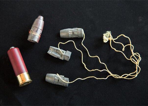 Специальный противодроновый патрон