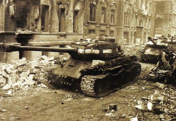 Тяжелый танк ИС-2 («Иосиф Сталин»)