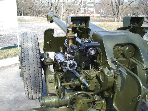 Гаубица Д-30 122