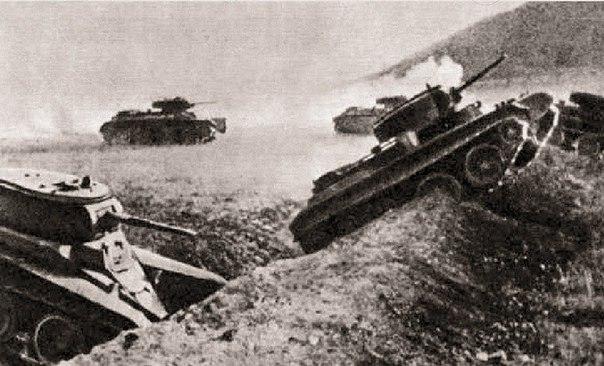БТ-7 - быстроходный танк