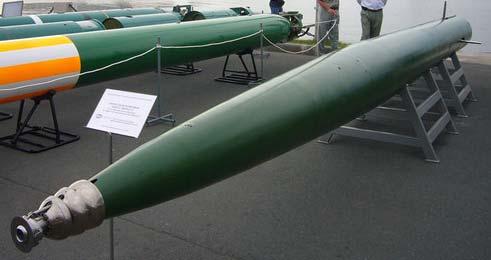 Реактивная торпеда