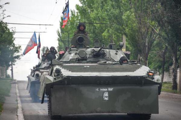 Киевская хунта определилась по борьбе с ополчением Новороссии. днр