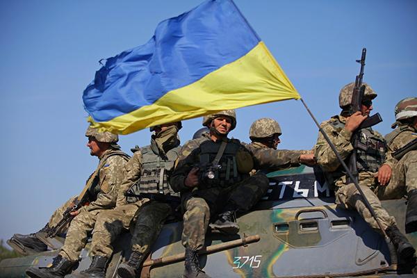 Киев не хочет не мира  - он готовится к войне. 1