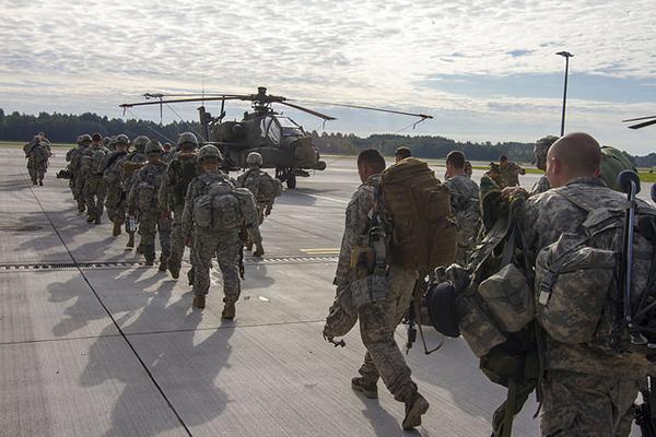 Армия США - это разжиревшая химера. 2