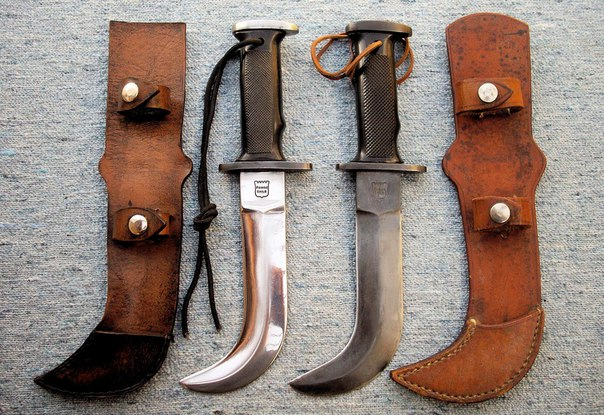Кривой нож из Чили