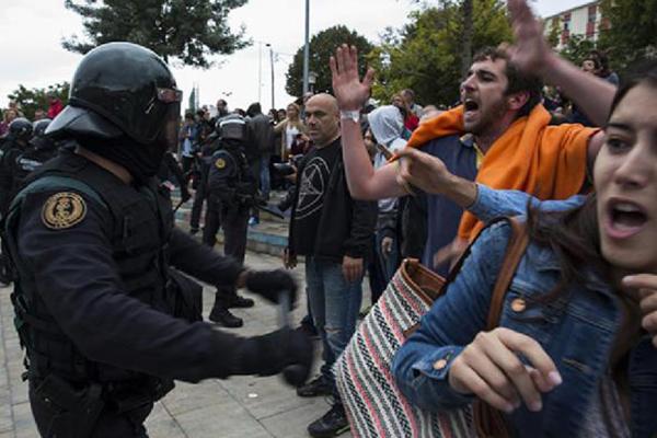 Французский сепаратизм в горячей фазе. 1