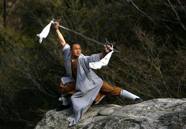 Шаолинь - не единственный орден монахов-воинов.