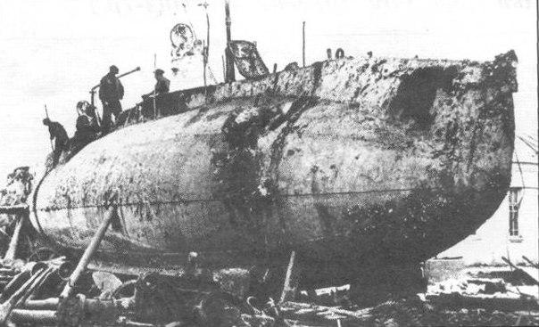 Первая лодка, осуществившая торпедную атаку