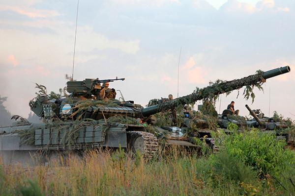 США провоцируют агрессию в Восточной Европе. 1