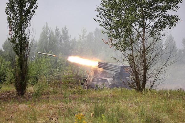 США провоцируют агрессию в Восточной Европе. 2