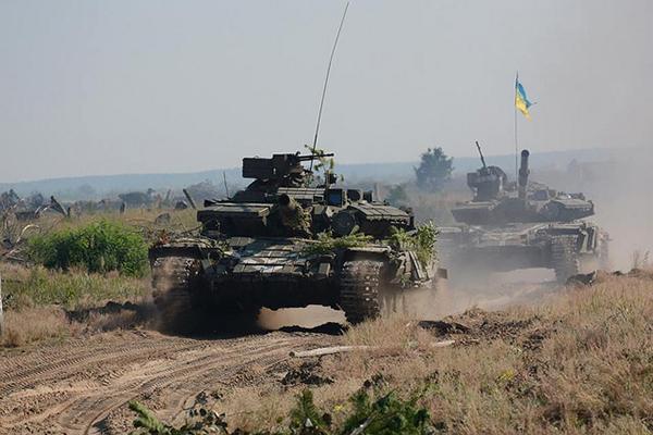США провоцируют агрессию в Восточной Европе. 3