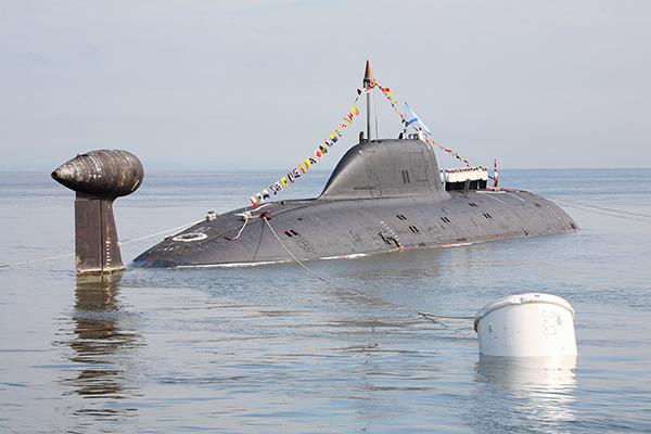 Субмарина будущего РФ: известен срок службы подлодки 5-го поколения «Хаски». 3