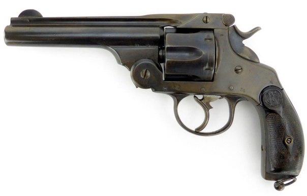 Garate Anitua & Company Revolver .455 Webley