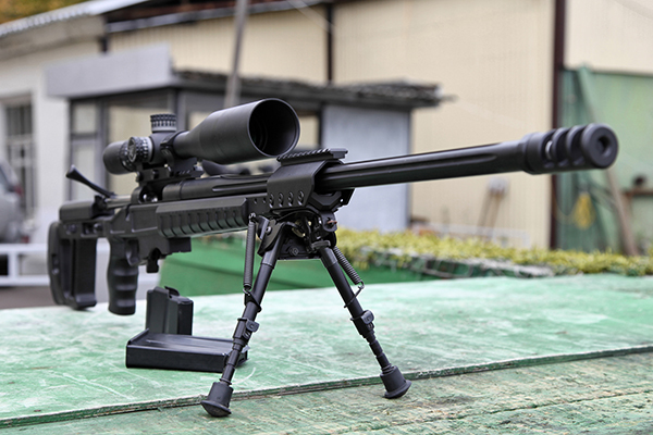 В США знают: от русских снайперов можно только бежать. 1