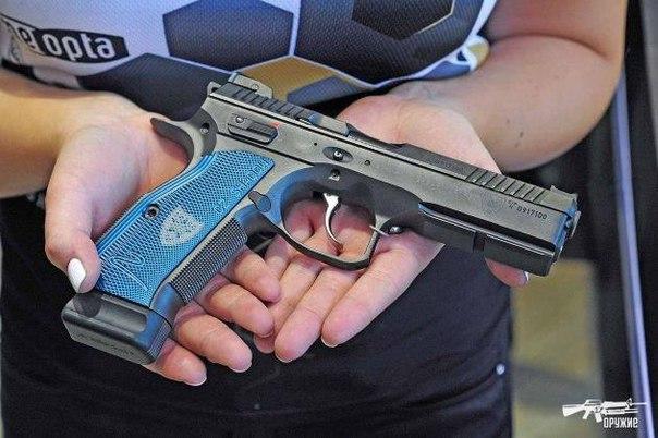 CZ: новые чешские самозарядные пистолеты