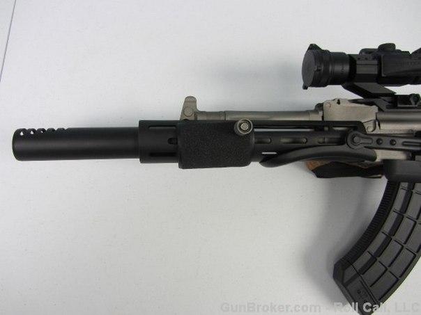 Модель помповой винтовки Par-1 Pump AK47. Румынский автомат Калашникова. Модель помповой винтовки Par-1 2