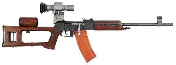 Снайперская винтовка К11 (Армения)