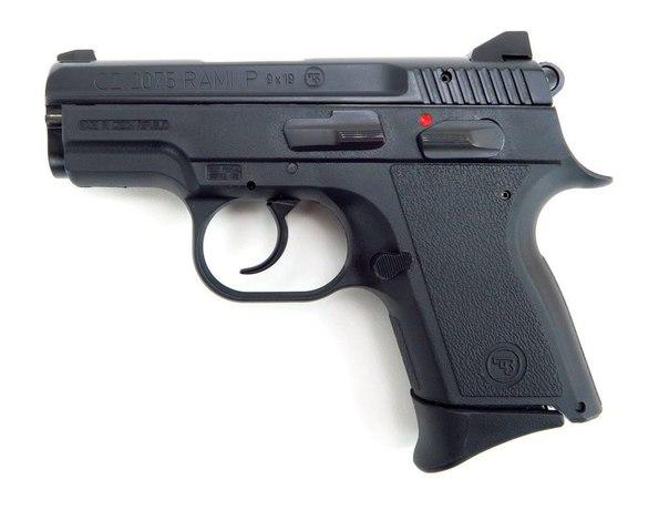 Чешский пистолет CZ 2075 Rami 9mm. Видео. CZ 2075 Rami 9mm (Чехия) 1