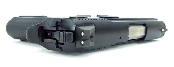 Чешский пистолет CZ 2075 Rami 9mm. Видео. CZ 2075 Rami 9mm (Чехия) 3