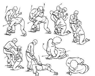 Двадцать четыре правила уличного боя. Двадцать четыре правила 0