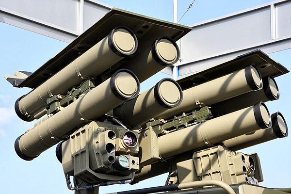 Американские ПТУРы русским танкам не помеха. к1