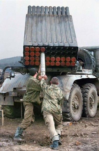«Град» — советская реактивная система залпового огня (РСЗО) калибра 122 мм.. «Град» — советская реактивная 4