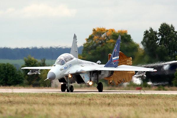 Модернизированный МиГ-35 срочно идет в серию. 1