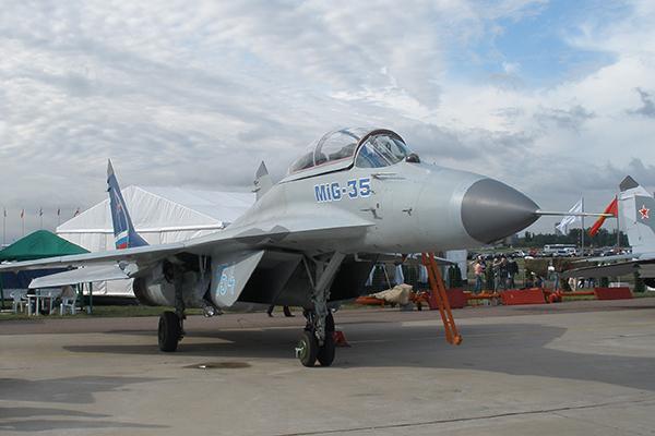 Модернизированный МиГ-35 срочно идет в серию. 2