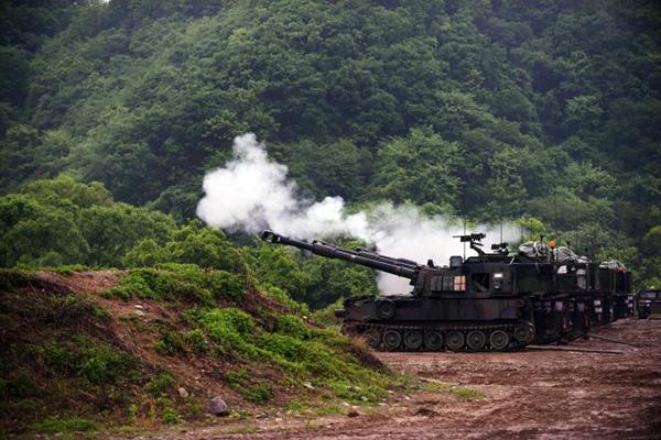 Южнокорейский танк-невидимка. 1