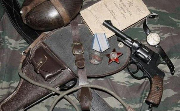 История револьвера системы Наган. История револьвера системы 4