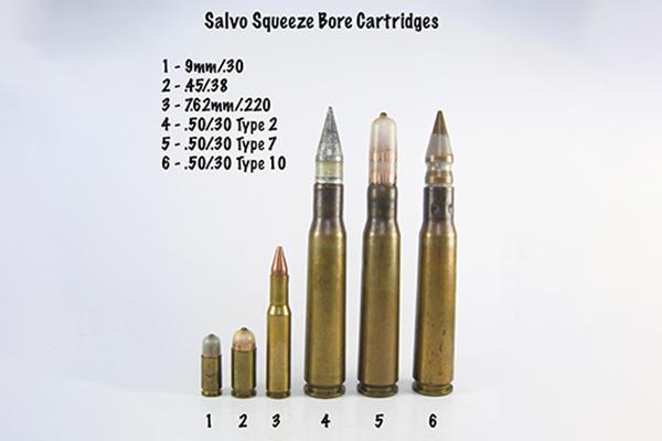 Самые экзотические боеприпасы. 1