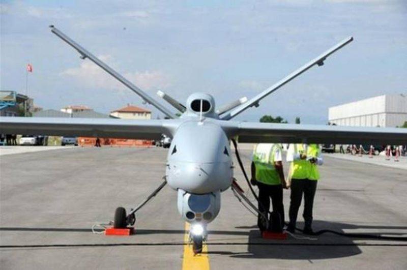 БПЛА «Анка» поступил на вооружение турецких ВВС. БПЛА «Анка»
