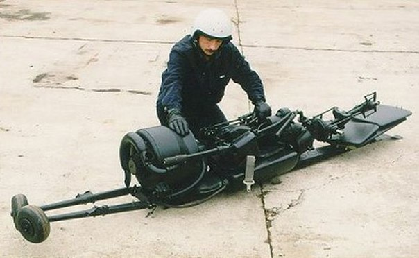 Разборный одноместный вертолет для Минобороны СССР