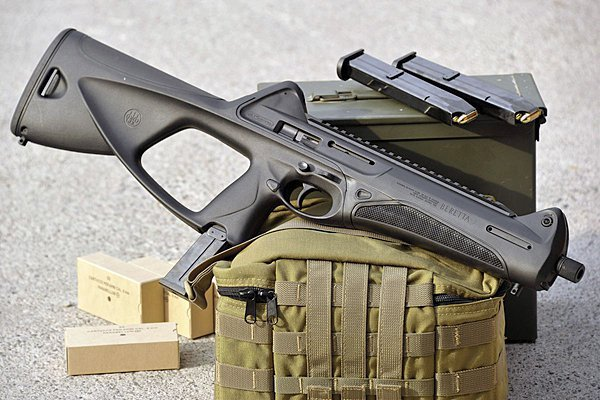 Пистолет-пулемет Beretta MX4 (Италия). 14364.jpeg