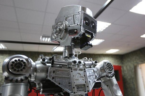 Боевые роботы спасатели