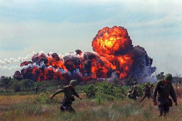 Вьетнам - Ватерлоо США