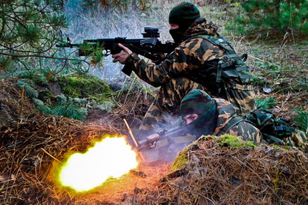 Российский Спецназ сильнее НАТОвского. 1