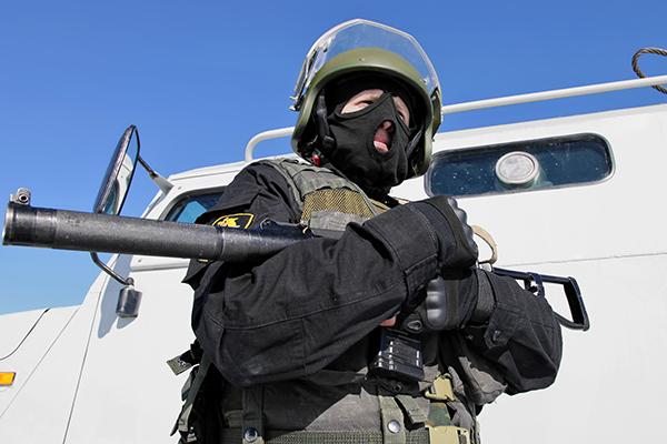Российский Спецназ сильнее НАТОвского. 2