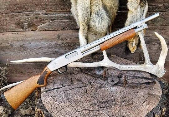 Mossberg 500 - легенда среди помповых ружей