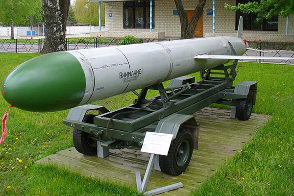Нетрадиционное применение русских крылатых ракет. 4