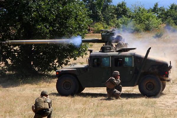 Пентагон опять кинул Киев на ПТУР Javelin. 1