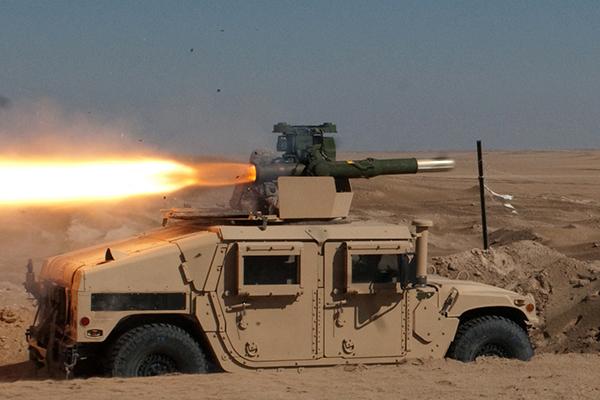 Пентагон опять кинул Киев на ПТУР Javelin. 3