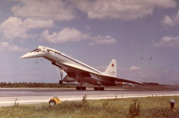 Ту-144 - советский