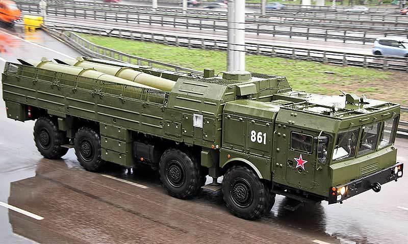 Третья ракета «Искандера»: под прицелом вся Европа. 14517.jpeg