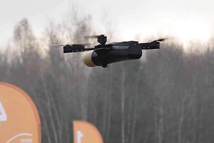 Польская оборонная компания разработала ударный квадрокоптер-камикадзе. 14537.jpeg