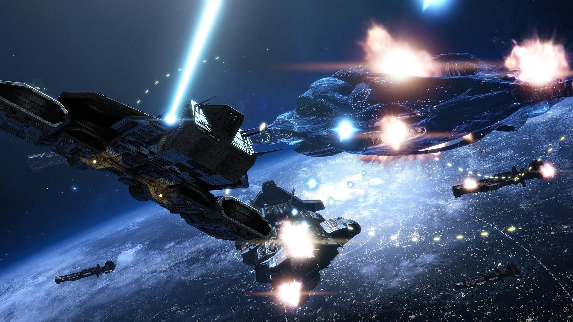 Космическая война: спутники-похитители, сателлиты-камикадзе, боевые лазеры. Видео. 14538.jpeg
