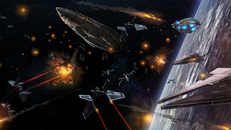 Космическая война: спутники-похитители, сателлиты-камикадзе, боевые лазеры. Видео. 14539.jpeg